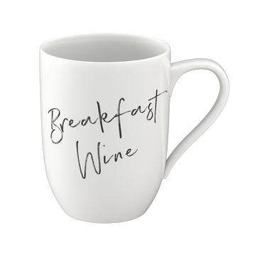 Villeroy & Boch - Breakfast Wine - kubek - pojemność: 0,34 l
