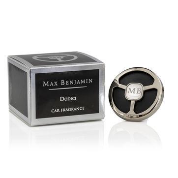 Max Benjamin - Dodici - zapach do samochodu - cytryna i majeranek - czas działania: ok. 4 miesięcy