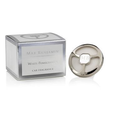 Max Benjamin - White Pomegranate - zapach do samochodu - świeży granat - czas działania: ok. 4 miesięcy