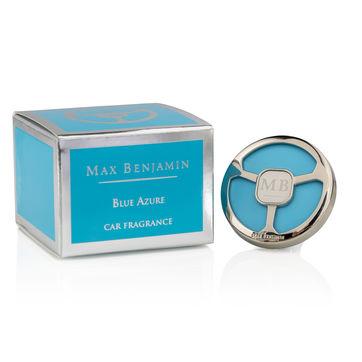 Max Benjamin - Blue Azure - zapach do samochodu - zioła i sól morska - czas działania: ok. 4 miesięcy