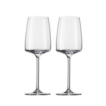Schott Zwiesel - Vivid Senses - 2 kieliszki do wina - pojemność: 0,36 l; do win lekkich i świeżych