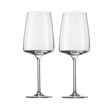 Schott Zwiesel - Vivid Senses - 2 kieliszki do wina - pojemność: 0,54 l; do win owocowych i delikatnych