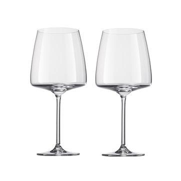Schott Zwiesel - Vivid Senses - 2 kieliszki do wina - pojemność: 0,71 l; do win aksamitnych i bogatych