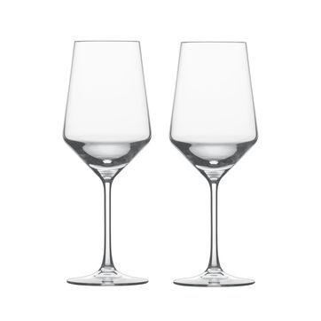 Schott Zwiesel - Pure - 2 kieliszki do czerwonego wina cabernet - pojemność: 0,55 l