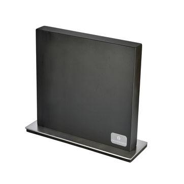 Zassenhaus - Kauczukowiec - magnetyczny blok na noże - wymiary: 28 x 9 x 25 cm