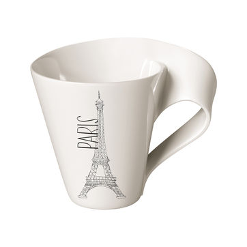 Villeroy & Boch - Modern Cities Paris - kubek - pojemność: 0,3 l