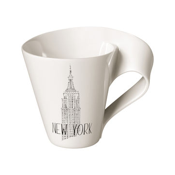 Villeroy & Boch - Modern Cities New York - kubek - pojemność: 0,3 l
