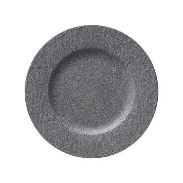 Villeroy & Boch - Manufacture Rock Granit - talerz płaski - średnica: 27 cm