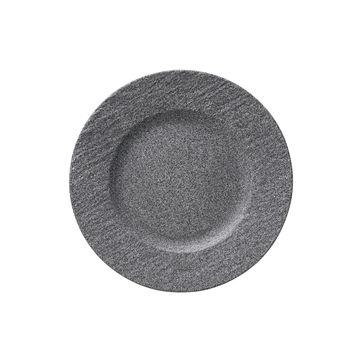 Villeroy & Boch - Manufacture Rock Granit - talerz sałatkowy - średnica: 22 cm