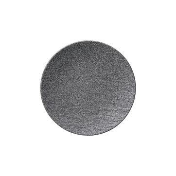 Villeroy & Boch - Manufacture Rock Granit - talerzyk deserowy - średnica: 16 cm