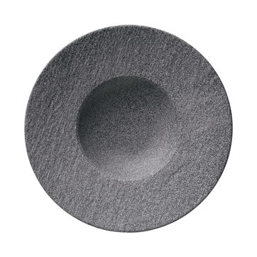 Villeroy & Boch - Manufacture Rock Granit - talerz do makaronu - średnica: 28 cm