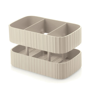 Guzzini - TIDY & SAFE - pojemnik na akcesoria do zmywania naczyń - wymiary: 17 x 10 x 11 cm