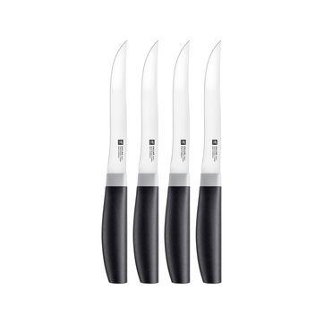 Zwilling - Now S - 4 noże do steków - długość ostrzy: 12 cm