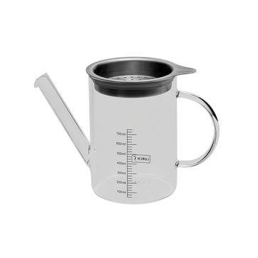 Lurch - szklany oddzielacz do tłuszczu - pojemność: 0,75 l