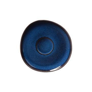 Villeroy & Boch - Lave bleu - spodek do filiżanki do kawy - średnica: 15 cm
