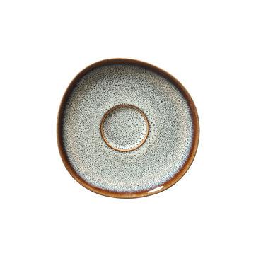 Villeroy & Boch - Lave beige - spodek do filiżanki do kawy - średnica: 15 cm