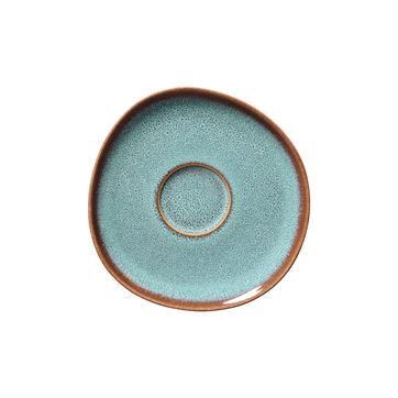 Villeroy & Boch - Lave glace - spodek do filiżanki do kawy - średnica: 15 cm