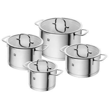 Zwilling - TrueFlow - zestaw garnków 4-częściowy