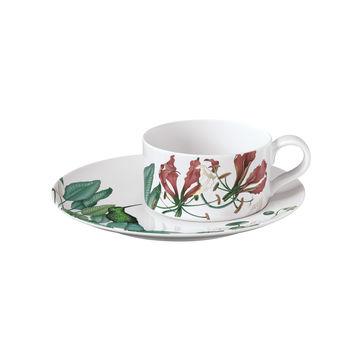 Villeroy & Boch - Avarua - filiżanka do herbaty ze spodkiem - pojemność: 0,23 l