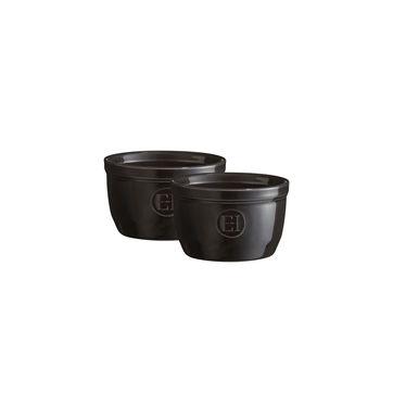 Emile Henry - 2 miseczki żaroodporne - pojemność: 0,15 l