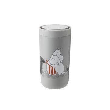 Stelton - Muminki - kubek termiczny - pojemność: 0,2 l