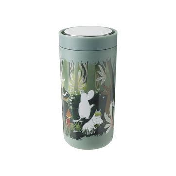 Stelton - Muminki - kubek termiczny - pojemność: 0,4 l