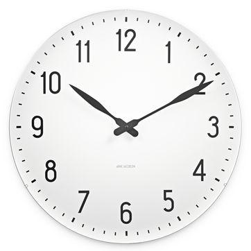 Rosendahl - Station - zegar ścienny - średnica: 48 cm