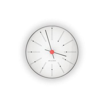 Rosendahl - Bankers - zegar ścienny - średnica: 12 cm