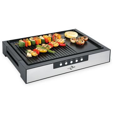 Küchenprofi - Style - grill stołowy - powierzchnia grillowa: 42,5 x 30 cm