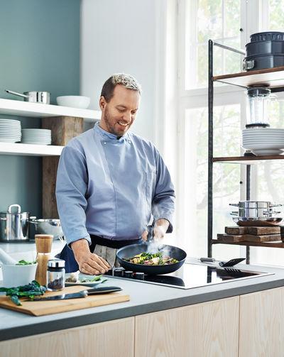 Jak smażyć jak profesjonalny kucharz - patelnie WMF