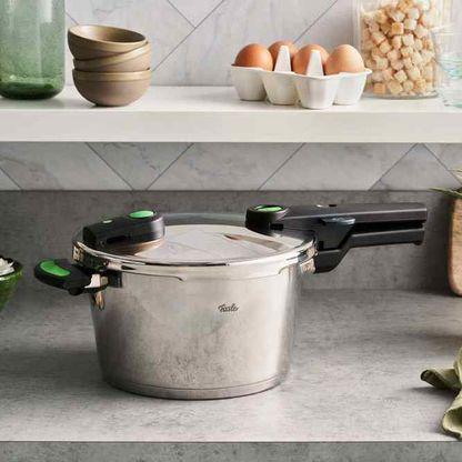 Fissler - gotuj szybko i zdrowo