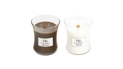 WoodWick - dwa zapachy na jesień