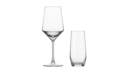 Schott Zwiesel - kryształowe szklanki i kieliszki
