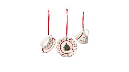 Villeroy & Boch - Toy's Delight Decoration - dekoracje świąteczne ozdobione zabawkami