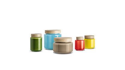 Holmegaard - zaproś kolor do swojej kuchni z akcesoriami Palet