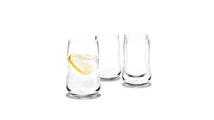 Holmegaard -  stylowe szklanki i karafki