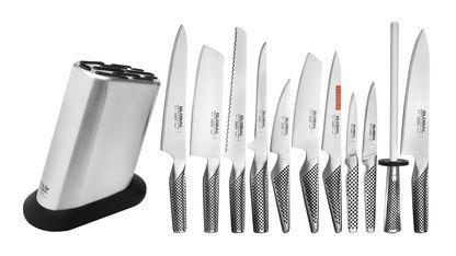 Global - nowe noże z kultowej serii G
