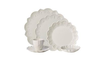 Villeroy & Boch - Toy's Delight Royal Classic - śnieżna biel na Twoim stole