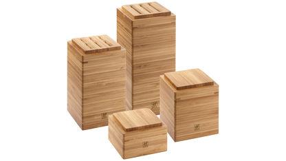 Zwilling - pojemniki bambusowe Storage