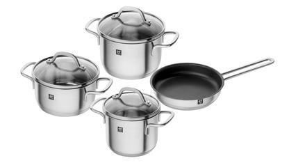 Zwilling - Pico - małe i funkcjonalne naczynia do gotowania