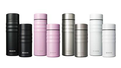 Kyocera - kubki termiczne z ceramiczną powłoką