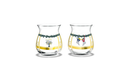 Holmegaard - szklane akcesoria świąteczne
