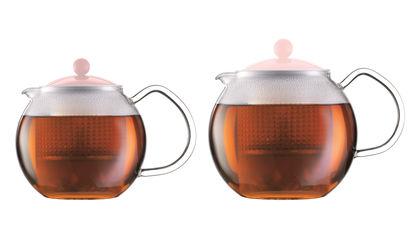 Bodum - zaparzacze tłokowe do kawy i herbaty