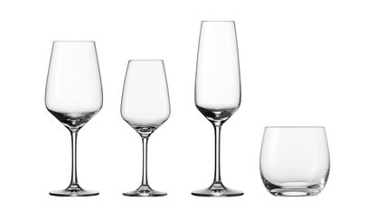 Schott Zwiesel - zestawy prezentowe szklanek i kieliszków