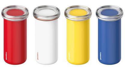 Guzzini - kubki i termosy pełne pozytywnej energii