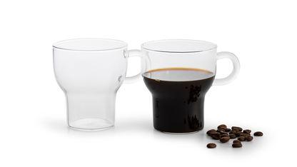 Sagaform - szklanki do rozgrzewających napojów