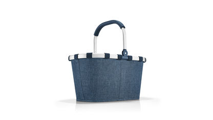 Reisenthel - twist blue - nowy odcień toreb i koszyków