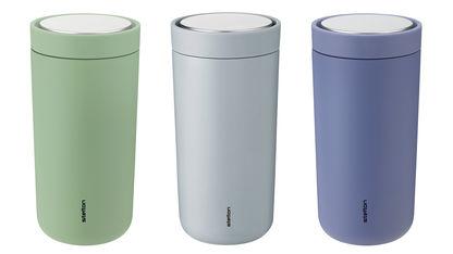 Stelton - To Go Click - kubki termiczne w nowych kolorach
