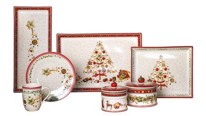 Villeroy & Boch - Winter Bakery Delight - porcelana na świąteczne słodkości