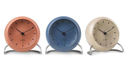 Rosendahl - zegary i budziki Arnego Jacobsena